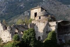 Edificio storico del Parco della Memoria Storica di San Pietro Infine