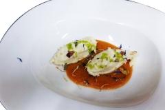 baccalà-scaloppa-verza-rossa-stufata-ristorante-dragonara
