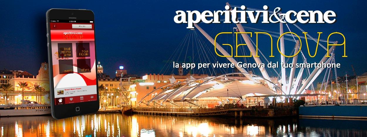 Aperitivi & Cene Genova