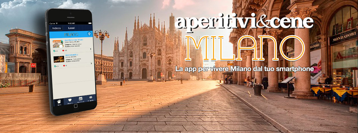 Aperitivi & Cene Milano