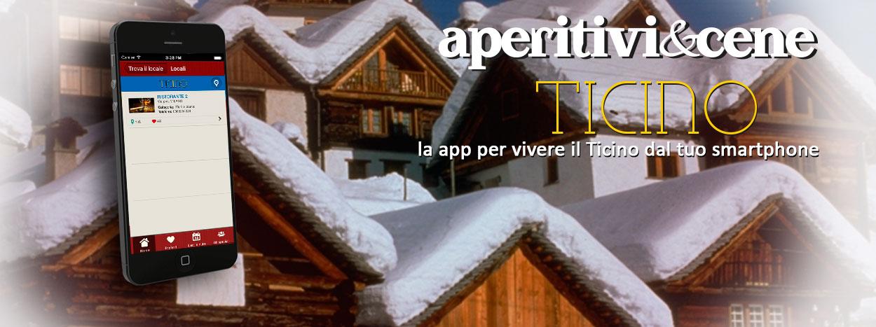 Aperitivi & Cene Ticino
