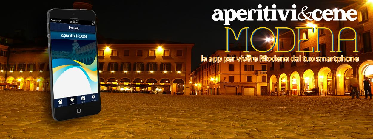Aperitivi&Cene Modena