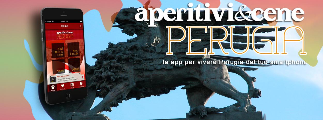 Aperitivi&Cene Perugia