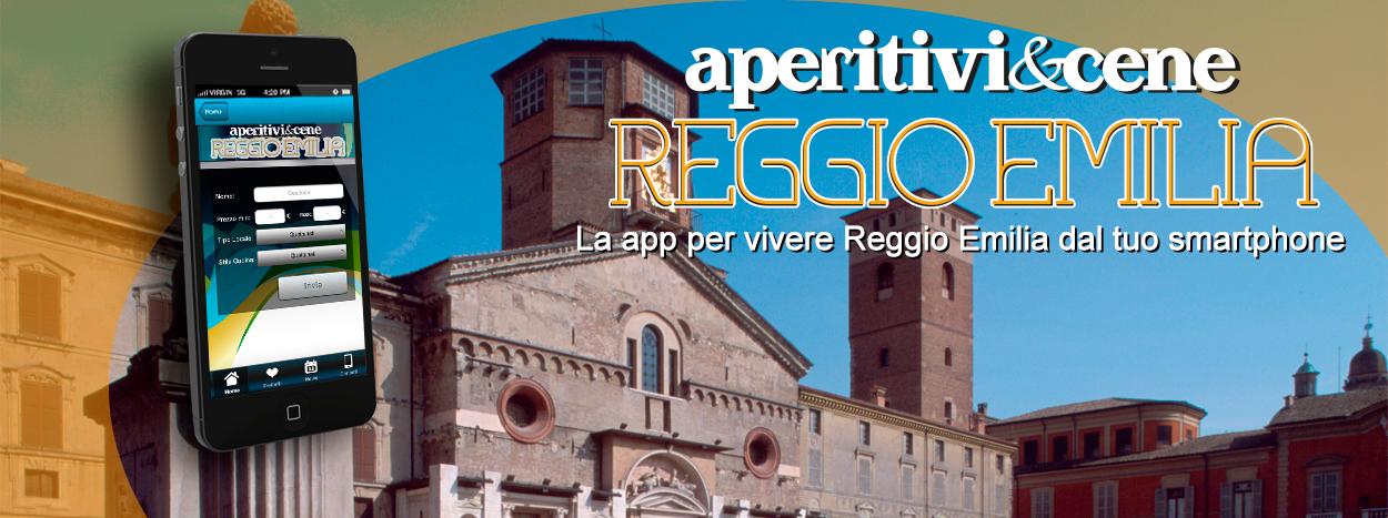 Aperitivi&Cene ReggioEmilia