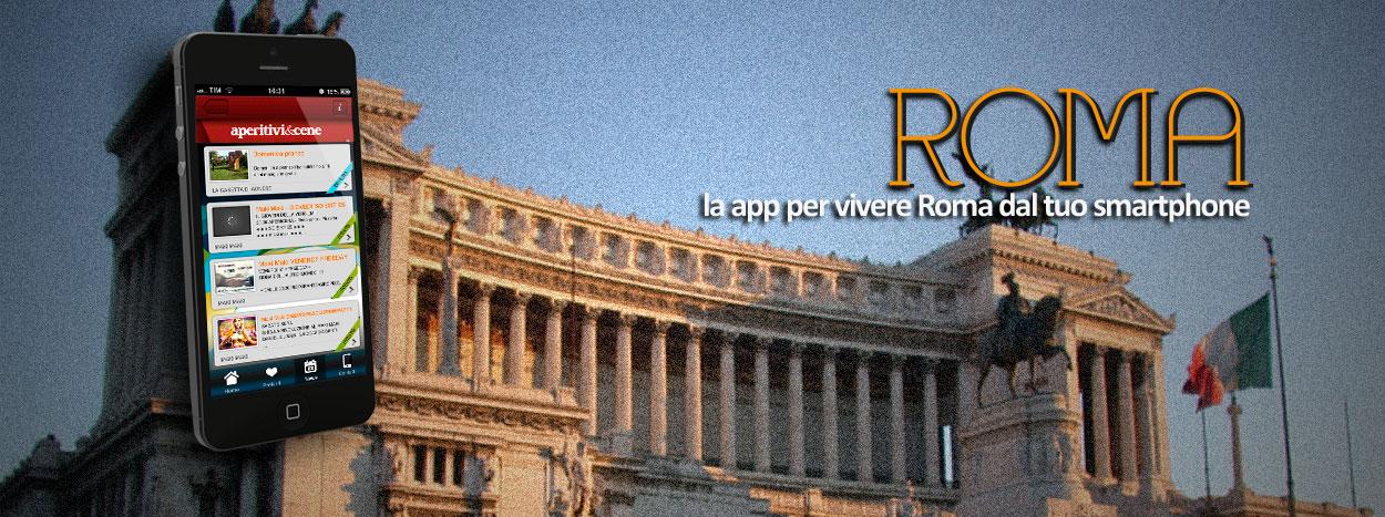 Aperitivi&Cene Roma