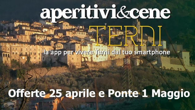 Aperitivi&Cene Terni