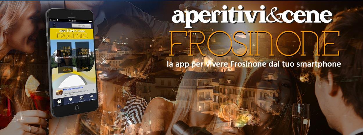 Aperitivi&Cene Frosinone