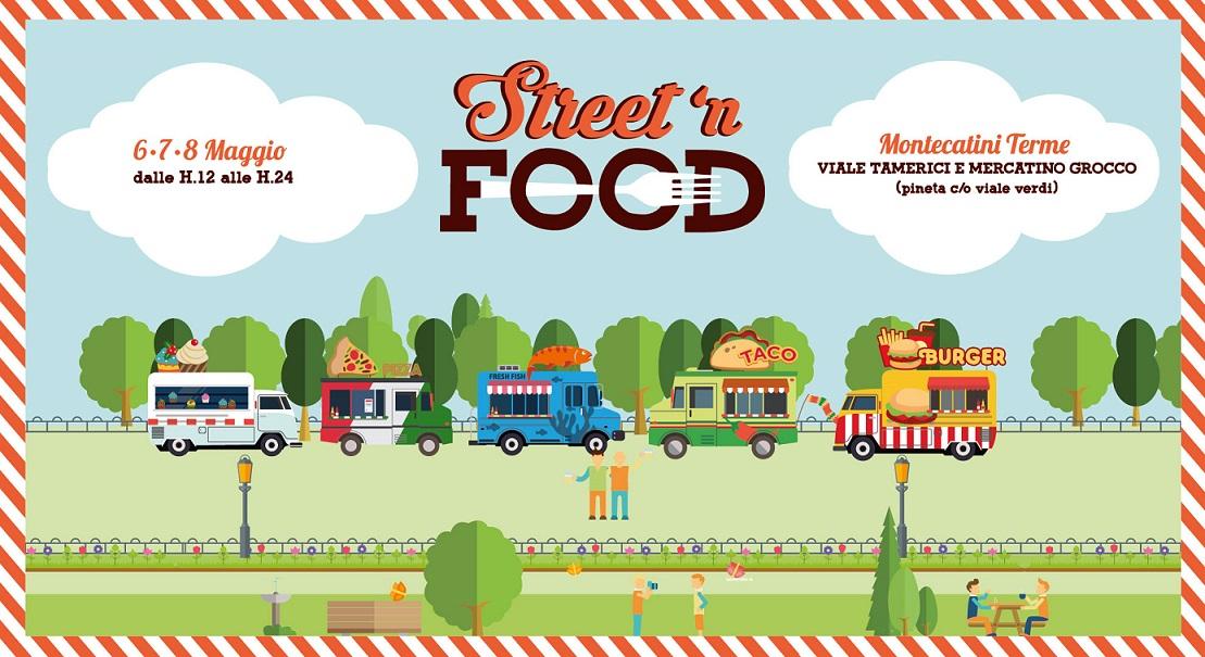 Street'n food 2016