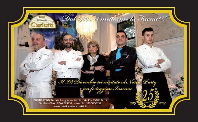 La famiglia Carletti