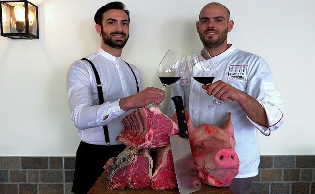 cucina carne viareggio
